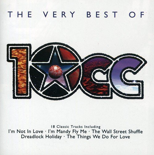 10cc Very Best Of 10cc Import Aus