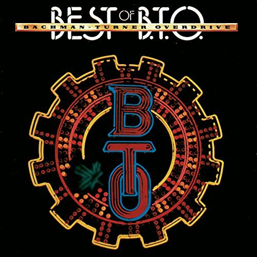 Bachman Turner Overdrive Remastered Hits Import Eu