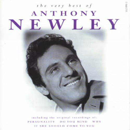 Anthony Newley Very Best Of Anthony Newley Import Gbr