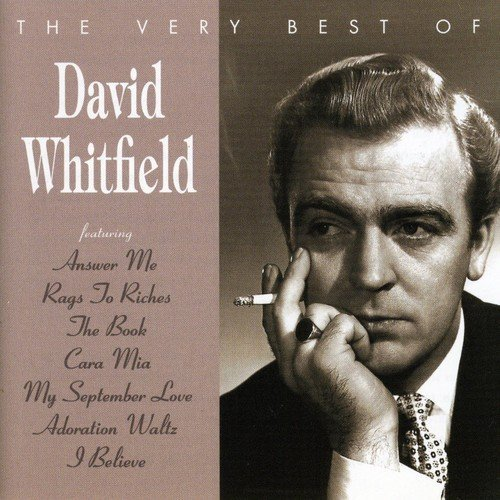 David Whitfield Vol. 1 Very Best Of