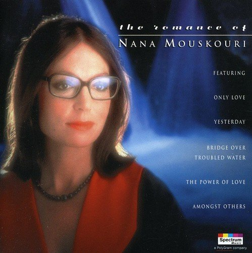 Nana Mouskouri Romance Of Nana Mouskouri Import Eu