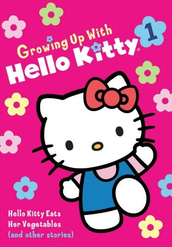 Hello Kitty Vol. 1 Growing Up With Hello Kitty Nr