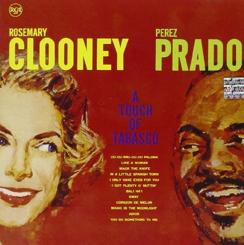 Rosemary Clooney Perez Prado Touch Of Tabasco Import Arg