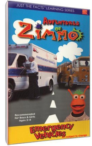 Just The Facts Adventures Of Zimmo Emergency Nr