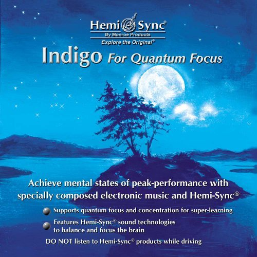Monroe Products Indigo For Quantum Focus