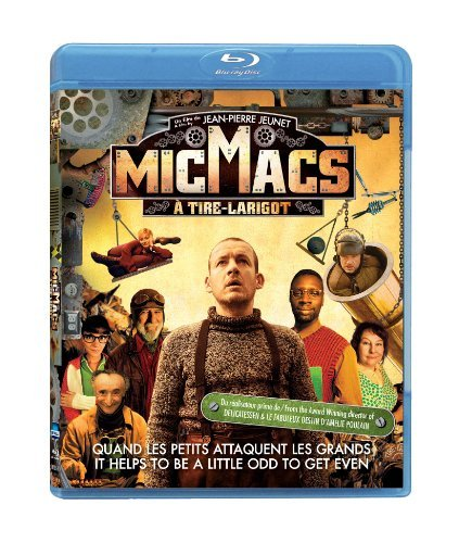 Micmacs Micmacs Import Can Blu Ray