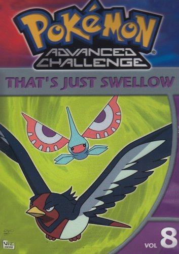 Vol. 8 Pokemon Advanced Challenge Nr
