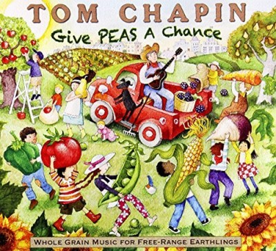 Tom Chapin Give Peas A Chance