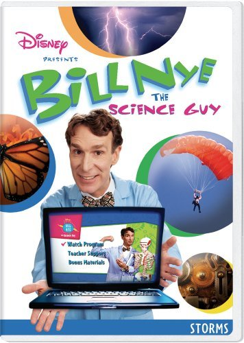 Bill Nye Storms DVD Mod This Item Is Made On Demand Could Take 2 3 Weeks For Delivery