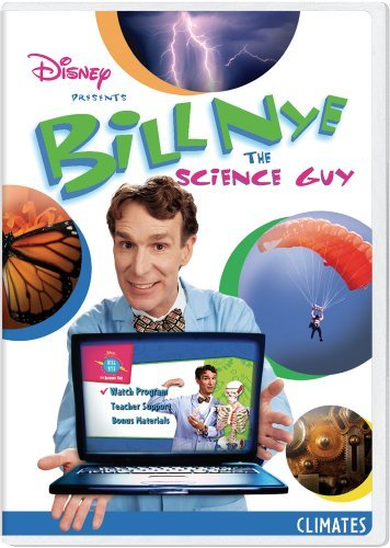 Bill Nye Climates DVD Mod This Item Is Made On Demand Could Take 2 3 Weeks For Delivery