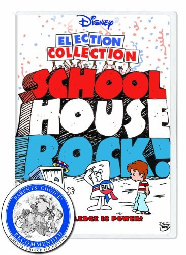 Schoolhouse Rock Elec Schoolhouse Rock Elec DVD Mod This Item Is Made On Demand Could Take 2 3 Weeks For Delivery