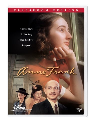 Anne Frank Anne Frank DVD Mod This Item Is Made On Demand Could Take 2 3 Weeks For Delivery