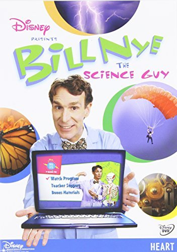 Bill Nye The Science Guy Heart DVD R Nr