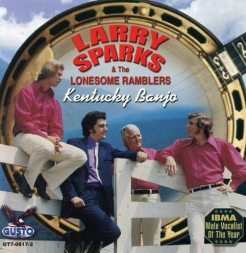 Larry Sparks Kentucky Banjo