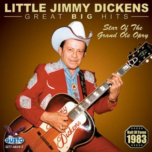 Little Jimmy Dickens Great Big Hits