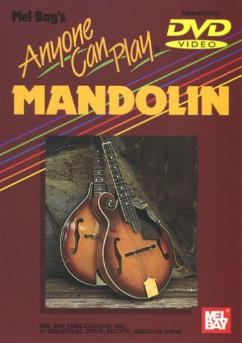 Mandolin Anyone Can Play Nr