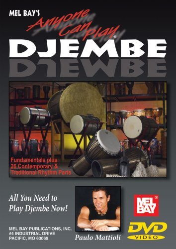 Djembe Anyone Can Play Nr