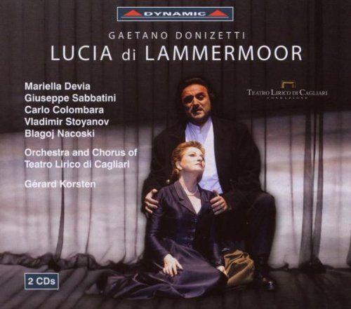 G. Donizetti Lucia Di Lammermoor 2 CD Orch & Chorus Of The