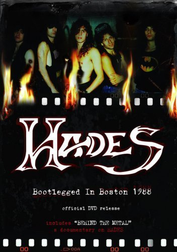 Hades Bootlegged In Boston 1 Nr