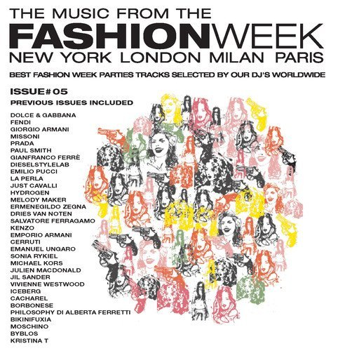 Music From The Fashion Week Vol. 5 Music From The Fashion Digipak