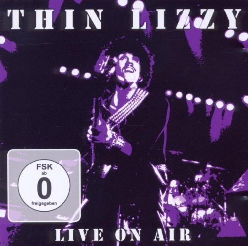 Thin Lizzy Live On Air