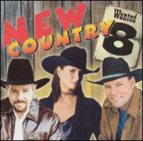 New Country Vol. 8 New Country Import Can