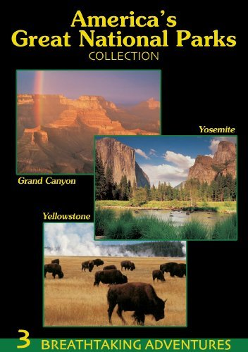 Grand Canyon Yosemite Yellowst America's Great National Parks Nr