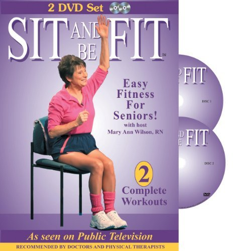 Sit & Be Fit Sit & Be Fit Nr 2 DVD