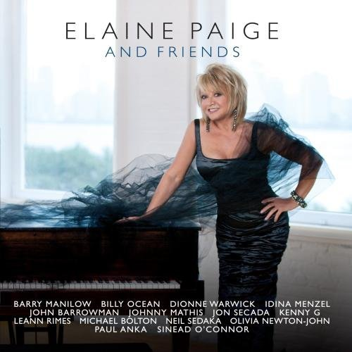 Elaine Paige Elaine Page & Friends CD R