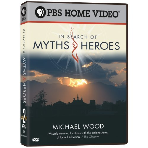 In Search Of Myths & Heroes Wood Michael Nr 2 DVD
