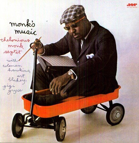 Monk Thelonious Monks Music Import Esp 180gm Vinyl