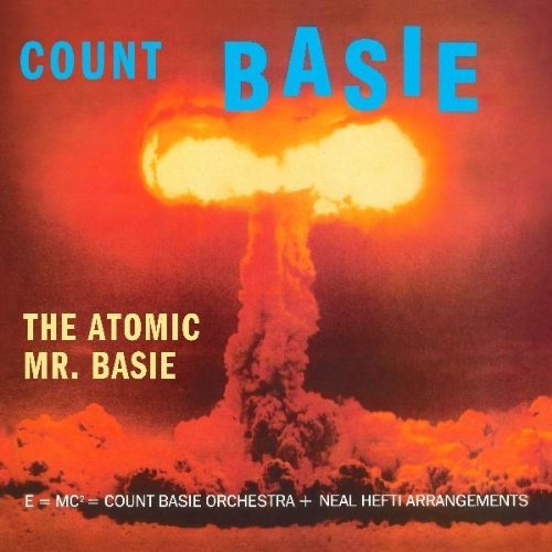 Count Basie Atomic Mr. Basie Import Esp 180gm Vinyl