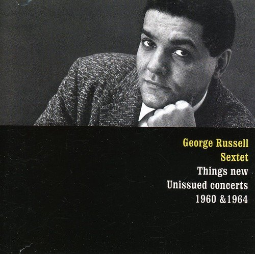 George Russell Sextet Things New Unissued Concerts 1 Import Esp