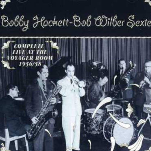 Bobby Bob Wilber Sexte Hackett Complete Live At The Voyager R Import Esp 2 CD