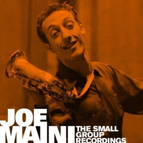 Joe Maini Small Group Recordings Import Esp 4 CD Set
