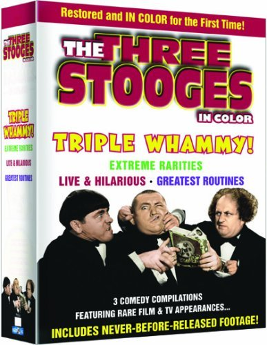 Three Stooges Triple Whammy Three Stooges Triple Whammy Nr