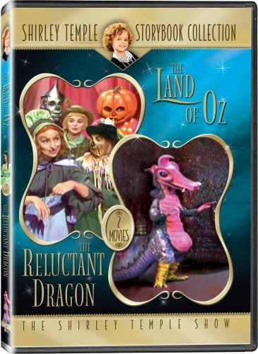 Land Of Oz Reluctant Dragon Temple Shirley Nr 2 DVD
