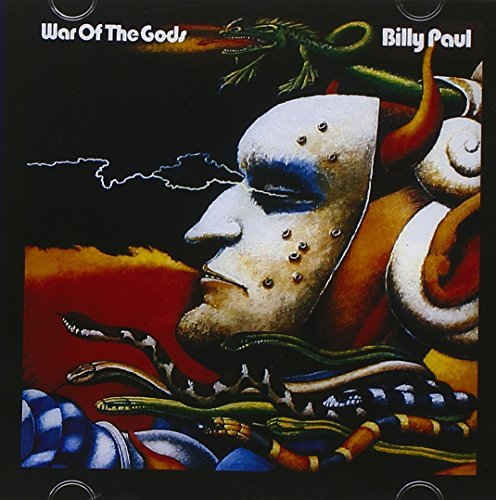Billy Paul War Of The Gods CD R