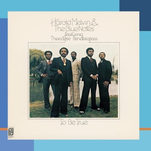 Harold & The Blue Notes Melvin To Be True CD R