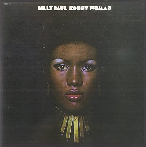 Billy Paul Ebony Woman CD R