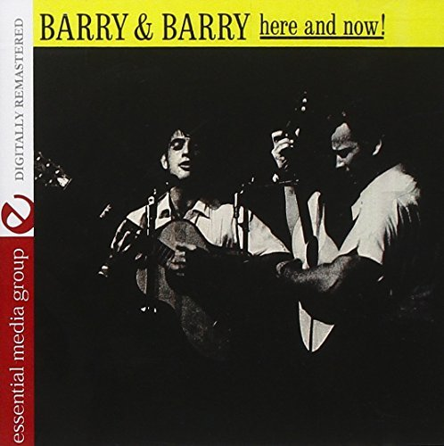 Barry & Barry Mcguire Kane Here & Now! CD R Remastered