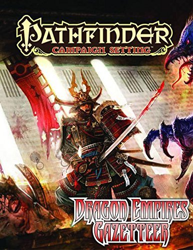 James Jacobs Pathfinder Campaign Setting Dragon Empires Gazetteer