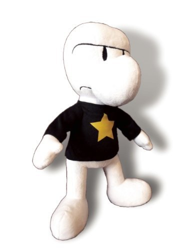 Jeff Smith Phoney Bone Plush Doll