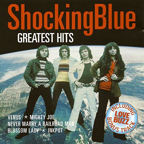 Shocking Blue Greatest Hits Import Eu Incl. Bonus Track