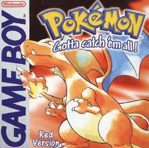 Gameboy Pokemon Red E