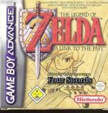 Gba Legend Of Zelda Link To The Past Adventure Rated E Grade A
