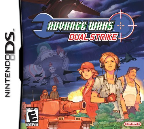 Nintendo Ds Advance Wars Dual Strike