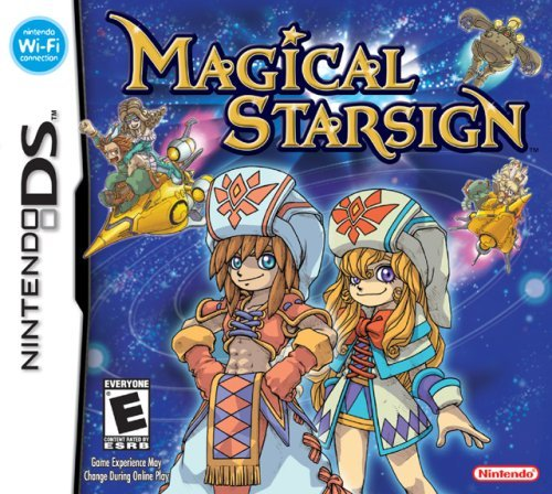 Nintendo Ds Magical Starsign