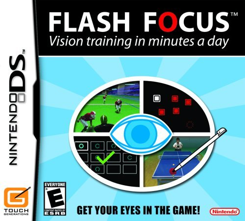 Ninds Flash Focus Vision Training In Nintendo Rp