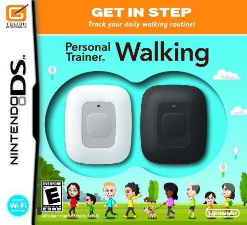 Nintendo Ds Personal Trainer Walking